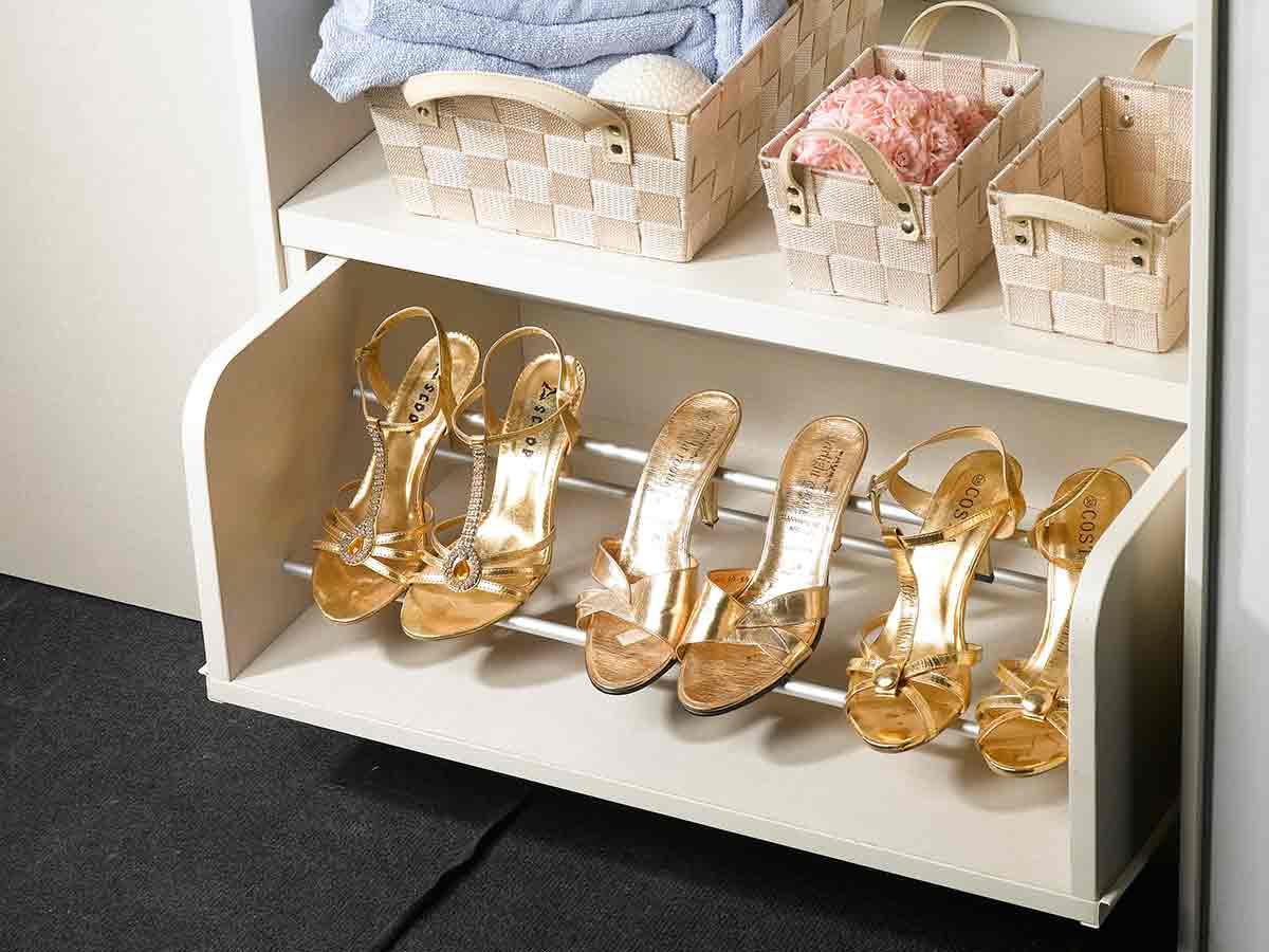 ארון נעליים מעוצב
