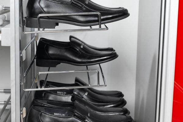 מתקן נעליים נשלף